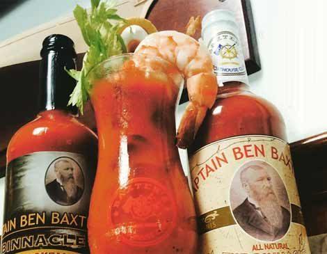 The Binnacle<br />Bloody Cocktail