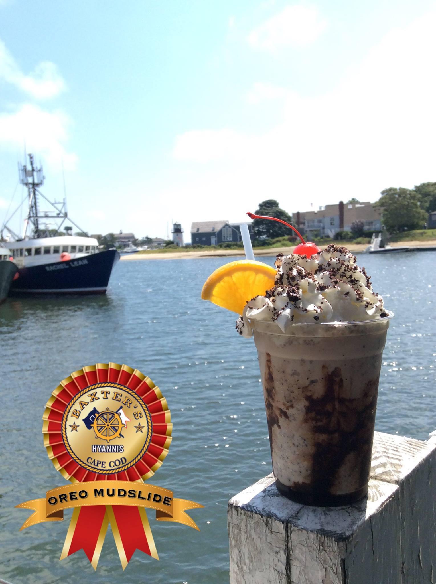 Drinks Menu Baxter S Boathouse